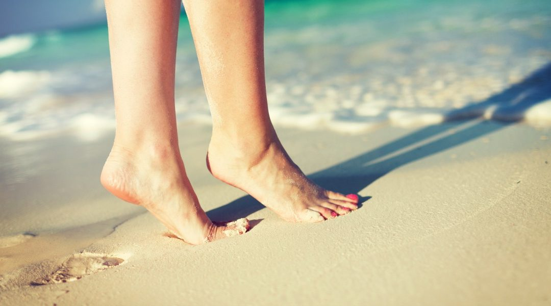 Show Off Those Feet – ClearToe New Laser Fungal Treatment