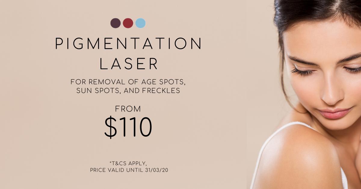 Pigmentation Laser