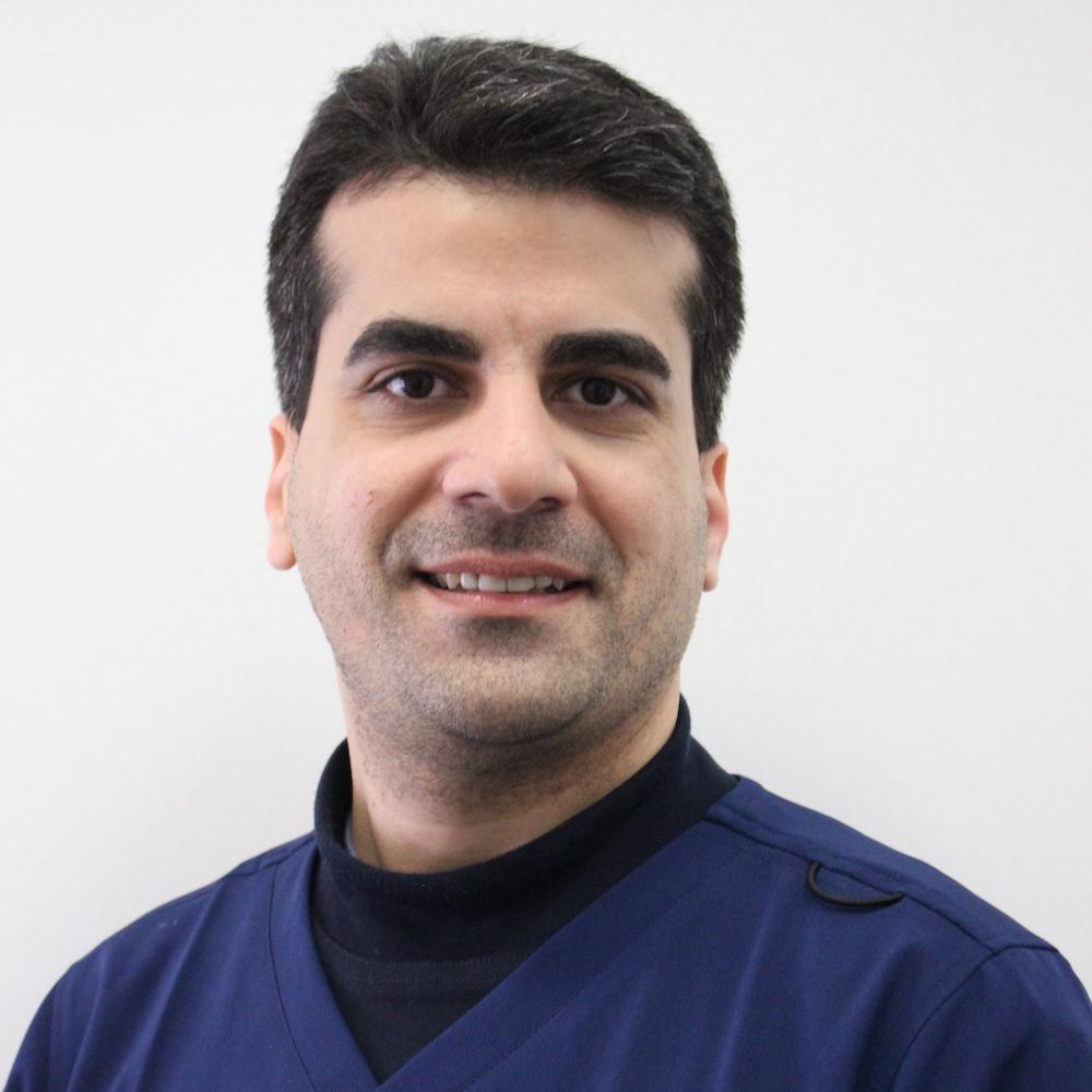 Dr Reza Amirtouri